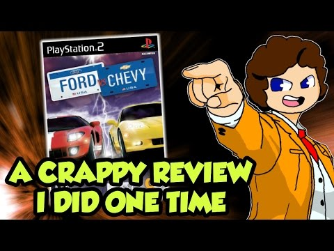 Ford VS Chevy: The Worst Racing Game Ever Made? (No. It's Not. What a Stupid Title.) - valeforXD