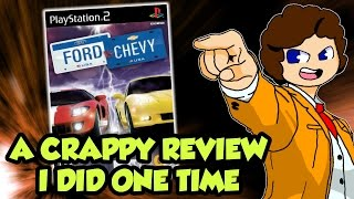 Ford VS Chevy: The Worst Racing Game Ever Made? (No. It