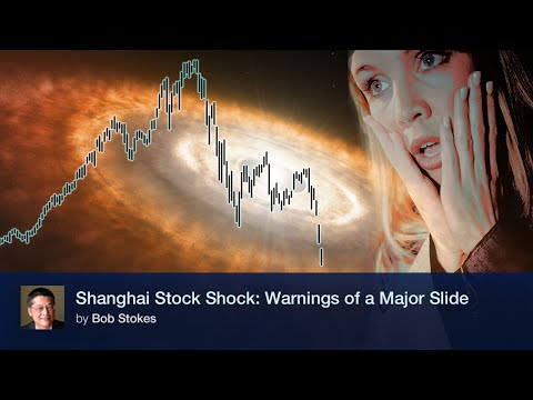 Shanghai Stock Shock: Warnings of a Major Slide