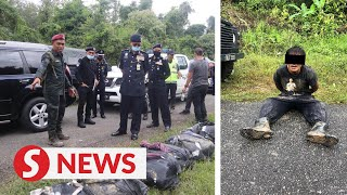 Border shooting: One smuggler arrested in M'sia, three others nabbed by Thai police
