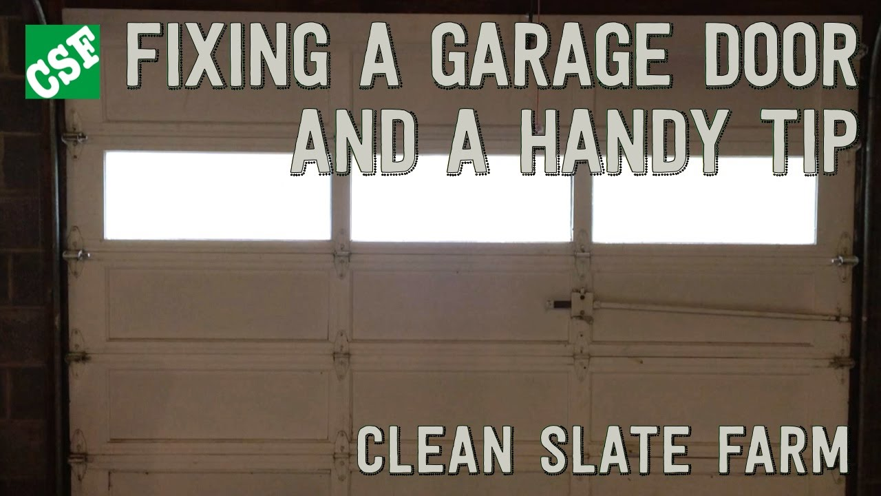 garage watch lubricate your squeaky door springs youtube