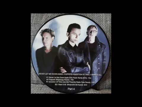 Depeche Mode- Puppets(Roland M dill Remix)@vinyl mp3