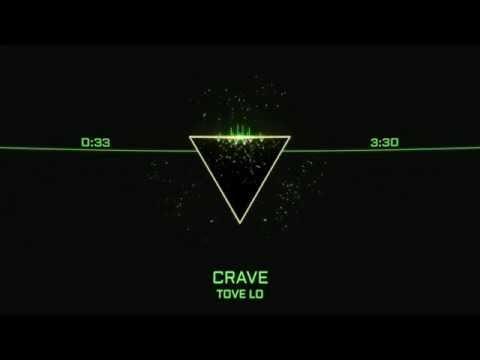 Tove Lo  Crave HD Visualized Lyrics in Description