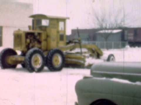 Jones Oklahoma 1948-1949 Winter
