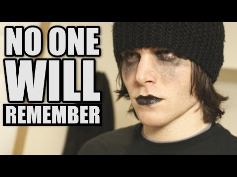 No One Will Remember Your Name