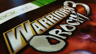 Classic Game Room - WARRIORS OROCHI 3 review for Xbox 360