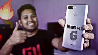 Xiaomi Redmi 6 Unboxing & Hands on Review in Bangla