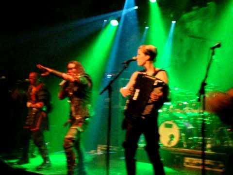 Turisas - Hunting Pirates Live At Tavastia, Helsinki 2011