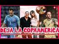 David Ospina Deja La Copa America Por Delicado Estado De Salud De Su Papá Y De Daniela Ospina.