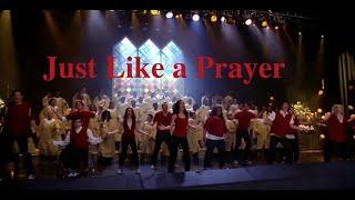 Glee like a prayer lyrics