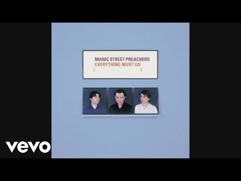 Manic Street Preachers - Small Black Flowers That Grow In The Sky