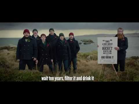 Laphroaig Whisky Christmas Choir: Chapter 1