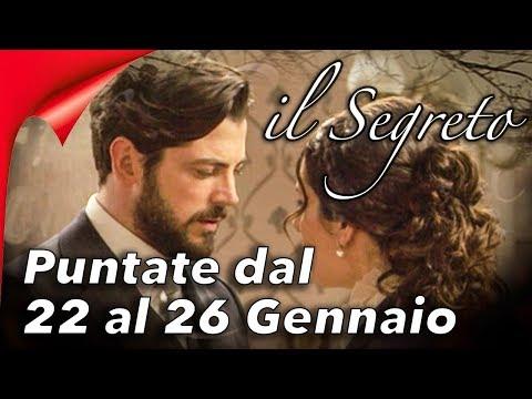 Il Segreto Anticipazioni dal 22 al 26 Gennaio - Camila ha un piano per Lucia