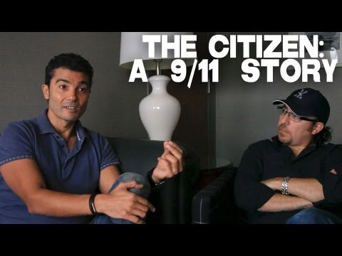 The Citizen: A 911 Story by Sam Kadi & Khaled Nabawy