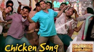 Chicken - Bajrangi Bhaijaan - Mohit Chauhan,Palak Muchhal - HD Video With Lyrics 2015