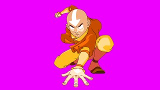 How To Draw And Paint Aang Avatar The Legend of Aang Как нарисовать Аанга Аватар Легенда Об Аанге