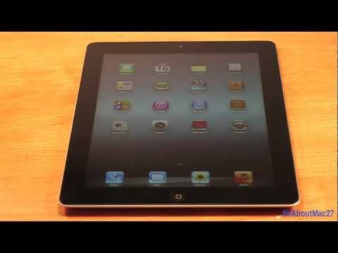 Cinematic Unboxing of the new Apple iPad 3rd Generation