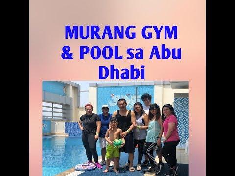 Mura Gym & Pool sa Abu Dhabi