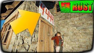 Rust Онлайн рейд странного дома ! КУЧА ЛУТА НАХАЛЯВУ !!!
