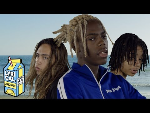 Mix - Yung Bans - Ridin ft. YBN Nahmir & Landon Cube (Dir. by @ ColeBennett )