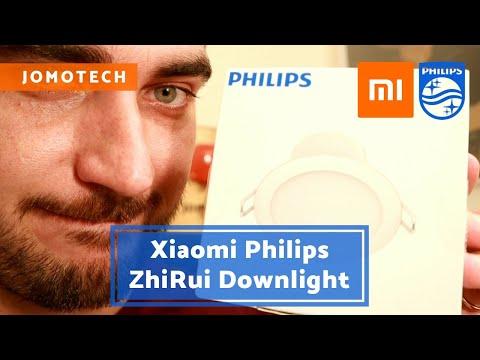 💡Xiaomi Philips ZhiRui Downlight - Foco LED c/WIFI