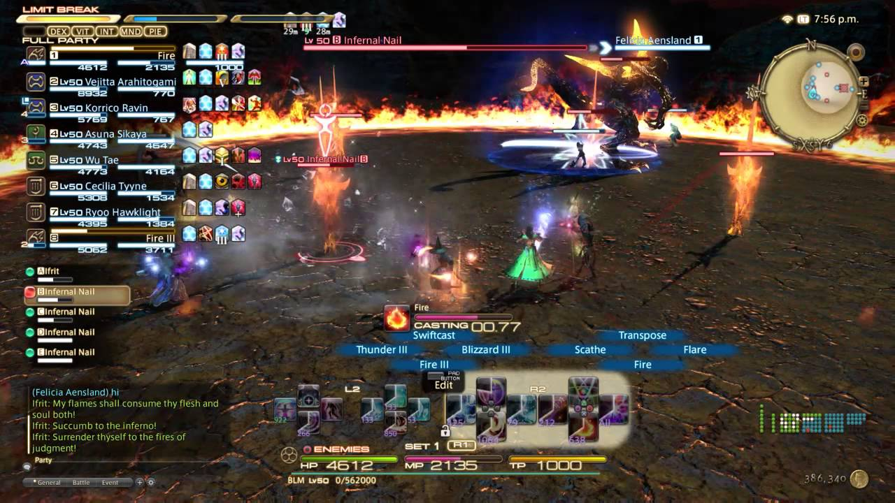 Final fantasy xiv gameplay - photo#17