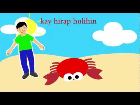 Tong, Tong, Tong (The Crab - Filipino / Tagalog Children's Song)