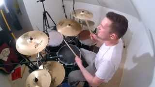 Muse - Hysteria (Drum Cover)