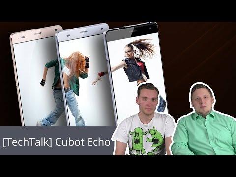 [TechTalk] Gutes Androidsmartphone für unter 100EUR? - Ja! Das Cubot Echo - German / Deutsch