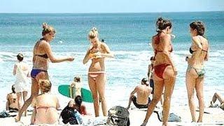 PANTAI KUTE - The Exotic Beach in Bali - Tourism Destination Indonesia [HD]
