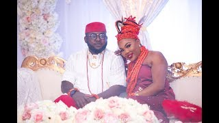 EDO NIGERIA TRADITIONAL WEDDING OF UWA AND OSAHON