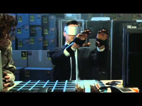 The only worthwhile part of Johnny Mnemonic