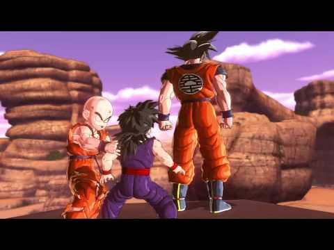 (14 March 2015) Dragon Ball XenoVerse with Heavy Commentary