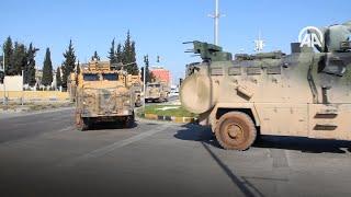 Турция перебрасывает спецназ и бронетехнику на границу с Сирией