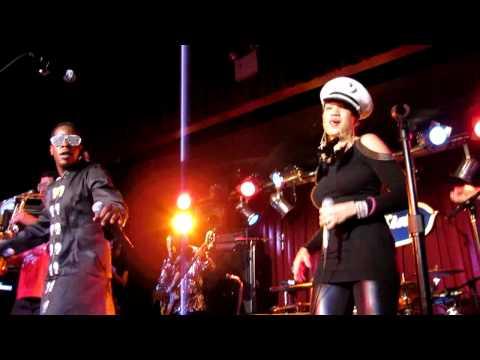 Bootsy's Funk Unity Band, Sly & The Family Stone Medley, BB King Blues Club, NYC 6-13-12