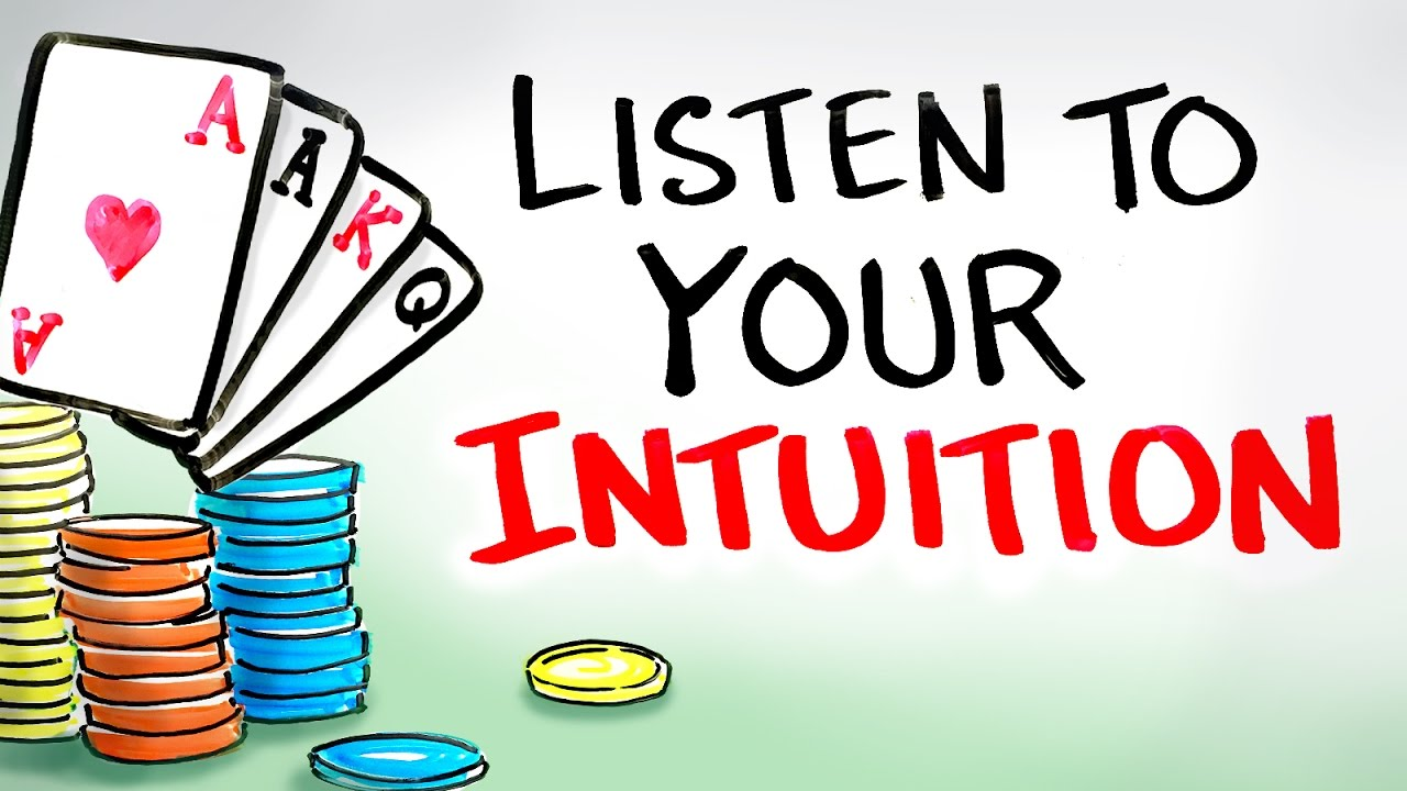 How to listen to your intuition