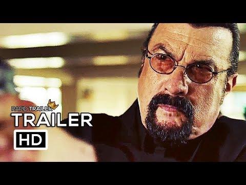 GENERAL COMMANDER Official Trailer (2018) Steven Seagal Series HD