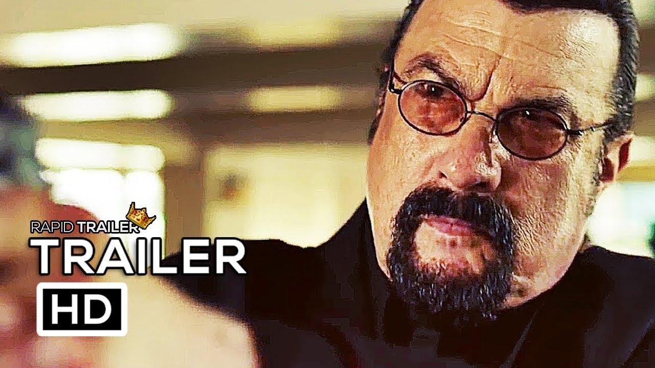 GENERAL COMMANDER Official Trailer (2018) Steven Seagal ...