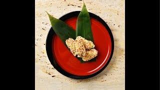 1 minute Recipe / 1分料理動画 エディット Rice Cracker-Coated Spicy Pork / 豚肉のピリ辛あられ thumbnail