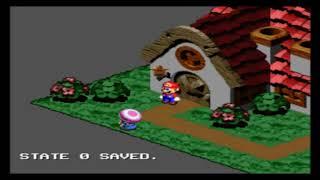 Let's Play Super Mario RPG Part 7: Shot in the Dark