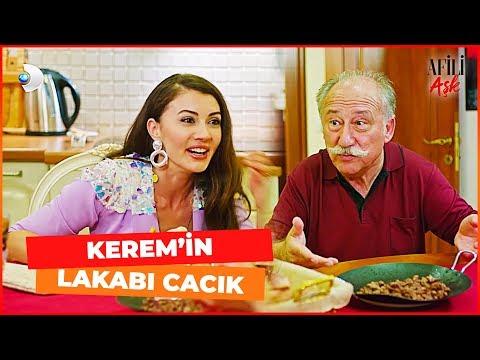 Ayşe, Muhsin Baba'ya Kavurma Yaptı - Afili Aşk 9. Bölüm