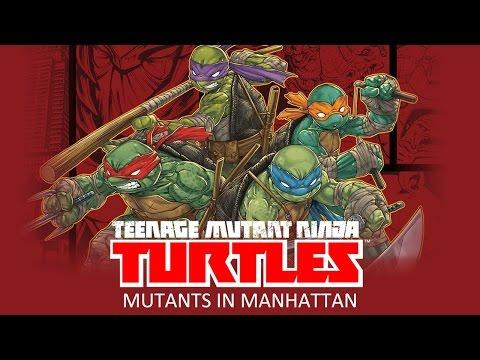 TURTLE ACTION CONTINUES!! | TMNT MUTANTS IN MANHATTAN