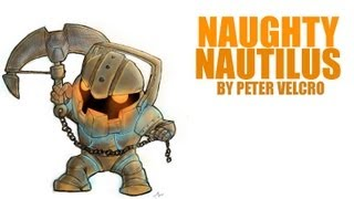 League of Legends : Naughty Nautilus