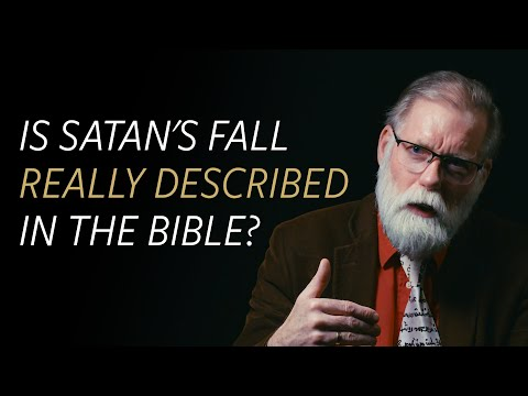 is-the-fall-of-satan-really-described-in-the-bible?