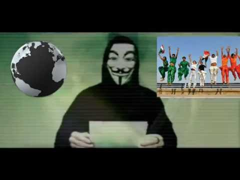 Anonymous - The Digital Climate March