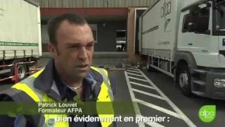 Conducteur (trice) du transport routier de marchandises sur porteur