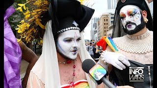 LGBTQ Not Allies To Straight Pride Parade