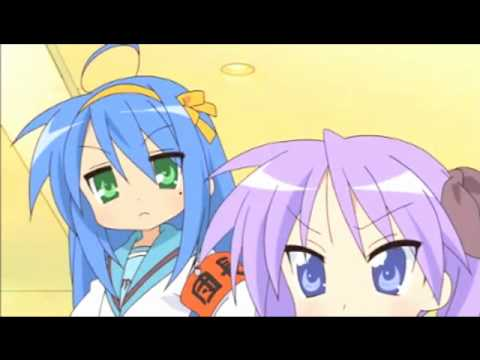 Lucky Star - Cosplay Cafe (Eng dub)