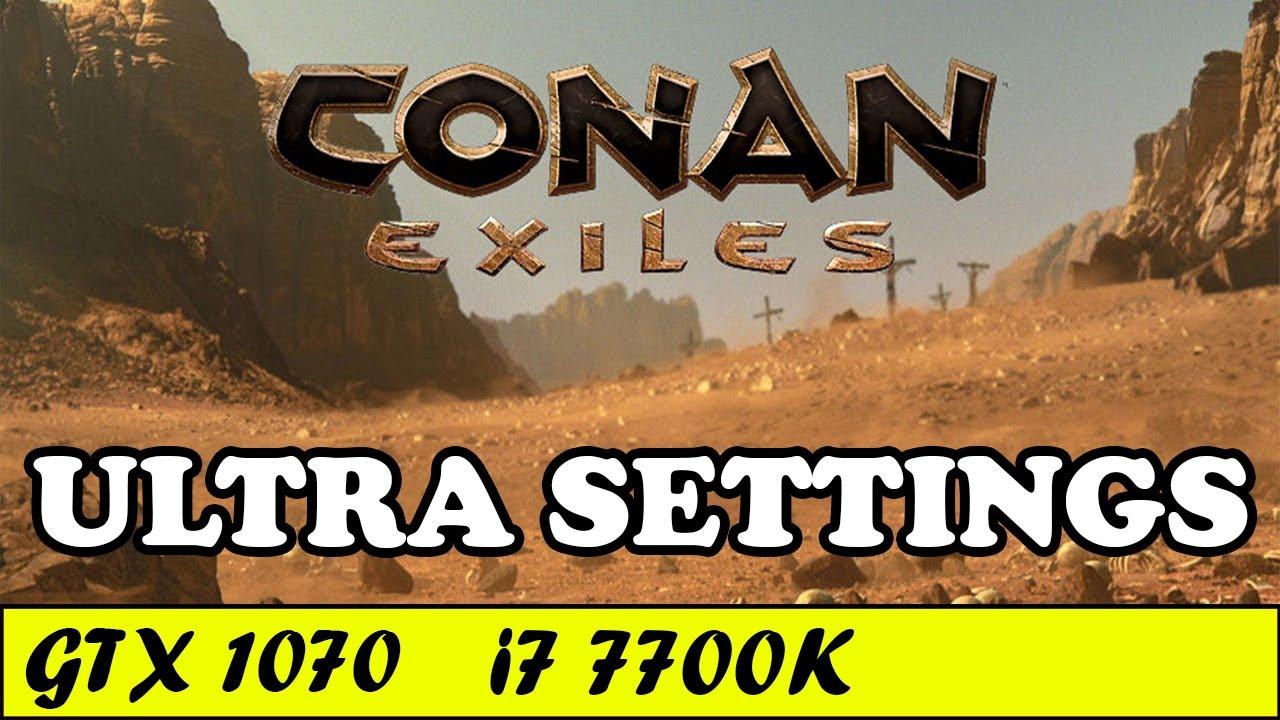how to set up a conan exiles server