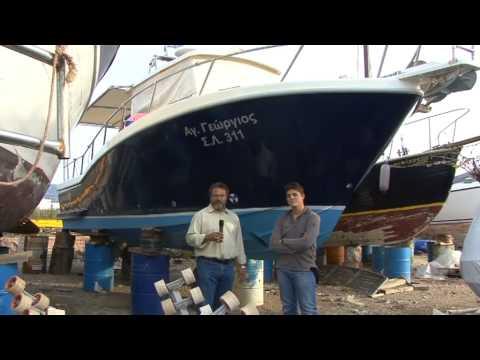Παρουσίαση της εταιρείας Ωρίων - Liagis Marine